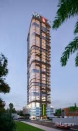 Apartamento à venda com 4 dormitórios em Jardim carvalho, Ponta grossa cod:L201