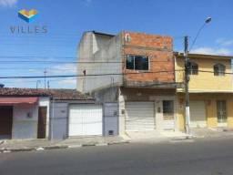 Casa com 2 dormitórios à venda, 90 m² por R$ 320.000 - Manoel Teles - Arapiraca/AL