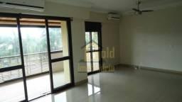 Apartamento com 4 dormitórios para alugar, 155 m² por R$ 2.500,00/mês - Jardim Irajá - Rib