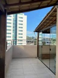 Cobertura com 2 dormitórios à venda, 100 m² por R$ 350.000,00 - Dona Clara - Belo Horizont