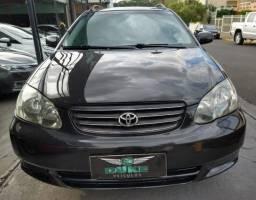 Toyota Fielder SW XEi 1.8 Preto