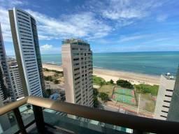 Ak.Apartamento Vista para o Mar do Pina,152M²,3 Suítes,Móveis Fixos.