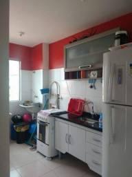 #Apto completo com mobília/more em condominio Fechado/4°andar