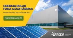 Energia Solar - Orçamento grátis