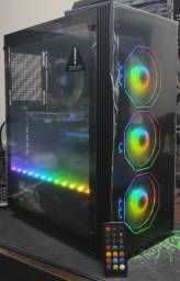 PC GAMER, i5, RX 550 4GB, SSD 120, 8gb