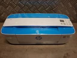 Impressora Multifuncional Hp deskjet ink 3776 colorida c/ wifi c/garantia e parcela