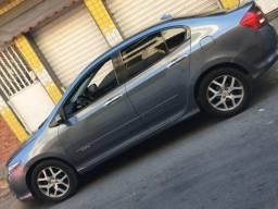 Honda City 10/11 Ex 1.5 Flex Automático