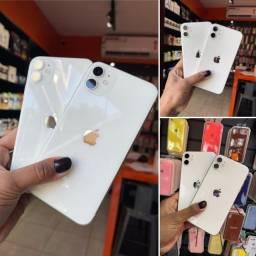 !!Super Promoção - Iphone 11 128GB De vitrine com 1 ano de garantia + Brindes!!