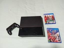 Título do anúncio: Console PS4 500G
