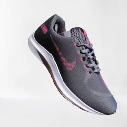 Tênis Feminino Para Academia Corrida Caminhada Nike Grafite