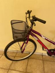 Bicicleta Wendy carbon steel