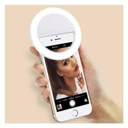 Luz de Selfie Right Light Portátil para Celular/ Tablet/ Notebook