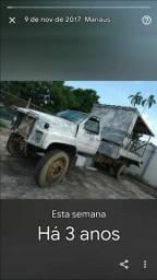 Caminhão GMC Melosa