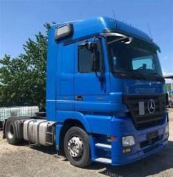 Longas viagens pedem um caminhão novo!!