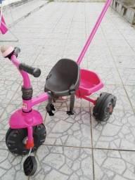 Triciclo infantil smart Bandeirantes