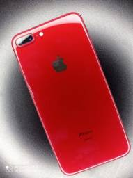 iPhone 8 plus red