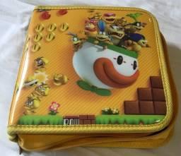 Título do anúncio: Case para Nintendo 3DS Super Mario Bros 2