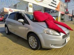 Título do anúncio: Fiat Punto Essence 1.8 - Prata - 2011