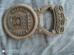 Abridor de garrafas antigo espanhol