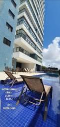 Apartamento na Pituba / Orla - 3/4 , 1 Suite , Varanda Gourmet , 2 Vagas * Imóvel Novo