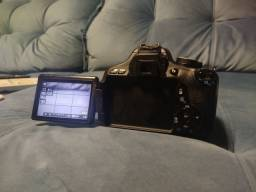 Canon t3i + lente 35- 80
