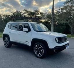 Título do anúncio: Jeep Renagade 1.8 Longitude Flex Aut.5p