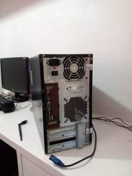 Computador pessoal + Monitor LG