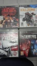 Título do anúncio:  Jogos PS3 R$30 R$40 e R$50