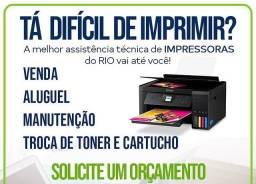 Conserto de Impressora