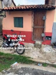 Alugo casa bairro Matinha