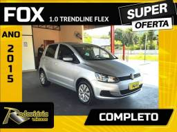 Título do anúncio: FOX 2015/2015 1.0 MI TRENDLINE 8V FLEX 4P MANUAL