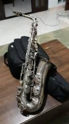 Saxofone Alto Weril  Rex III