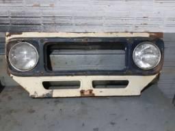 Grade frente Toyota Bandeirante