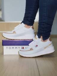 Tenis feminino caminhada thommmy top