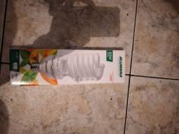 Lâmpada 85w 220v E40 Econômica Espiral Branca Fria Comercio<br><br>