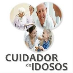 CURSO DE ENFERMAGEM DOMICILIAR E CUIDADOR DE IDOSOS