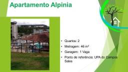 Título do anúncio: apartamento condomínio alpinia