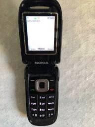 Celular Nokia 2660 Flip em ótimo estado de conservação