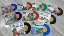 Discos de Vinil (LPS) Coleção Silvio Santos Para as Crianças