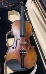 Título do anúncio: Violino Mavis 4/4 SEMI NOVO
