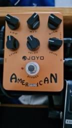Título do anúncio: Pedal Joyo American Sound - aceito trocas