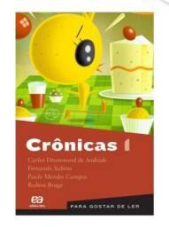 Crônicas 1 - Carlos Drummond de Andrade