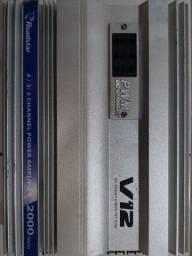 Modulo amplificador roadstar Rs-v12 2000w