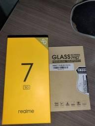 Smartphone Realme 7 5G 128GB 5G Wi-Fi Tela 6.5'' 120hz