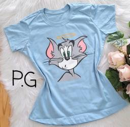 Camisas personalizadas feminina