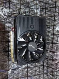 PLACA DE VIDEO ZOTAC GEFORCE GTX 1050 TI 4GB GDDR5