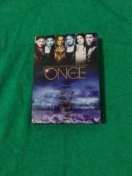 dvd 2ª temporada Once upon a time