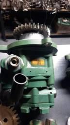 Bomba do hidraulico volvo fm 370