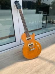 Título do anúncio: Guitarra Epiphone Les Paul II Slash Afd.