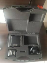 Título do anúncio: Microfone Headset Digital com Transmissor e Receptor da Marca Line 6